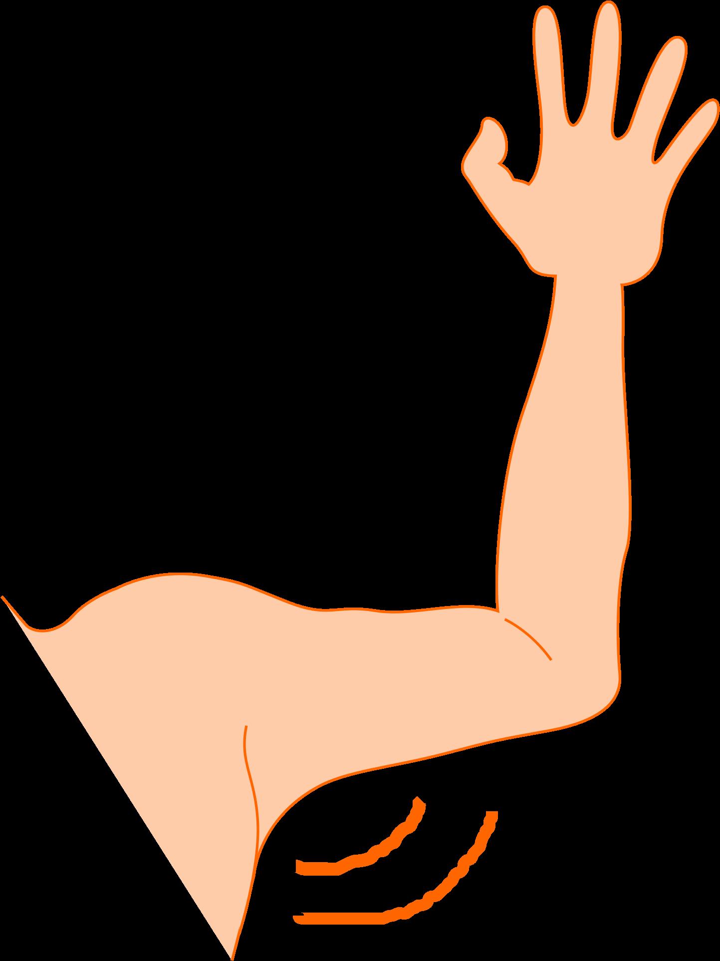 Clipart Arm Pit.