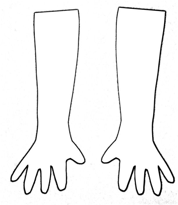 Showing post & media for Cartoon arms hand.