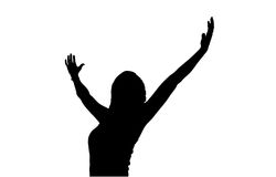 Arms Outstretched Clipart (64+).