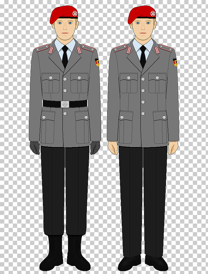 Military uniform Army officer Dress uniform Bundeswehr.