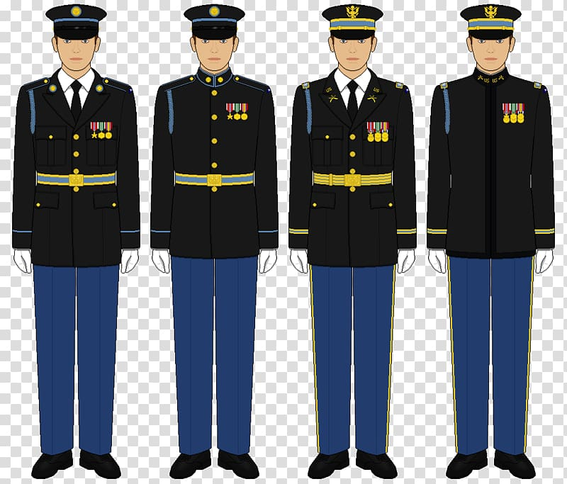 Military uniform Army officer Army Service Uniform Dress.