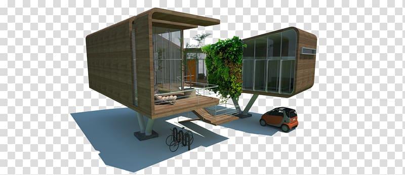 Bytová budova Stilt house Arquitectura social, house.