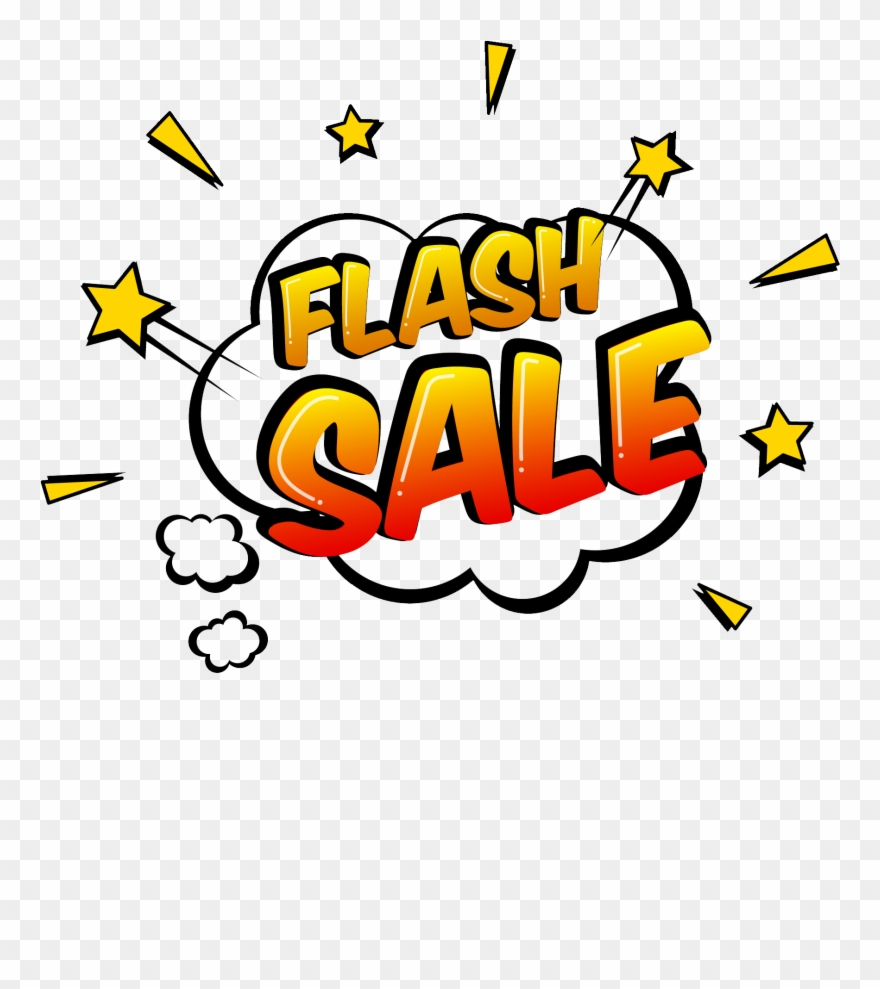 Flash Sale Royalty Free Clipart (#1262637).
