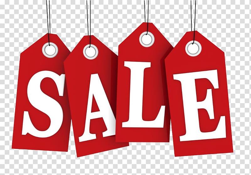 Sale buntings , Garage sale Sales , Sale 10% transparent.