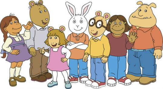 Arthur clipart marc brown.
