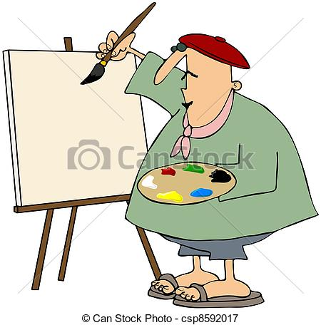 Artist painting Illustrations and Clip Art. 27,275 Artist painting.
