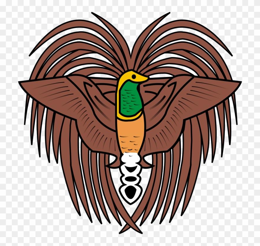 Port Moresby Emblem Of Papua New Guinea Flag Of Papua.