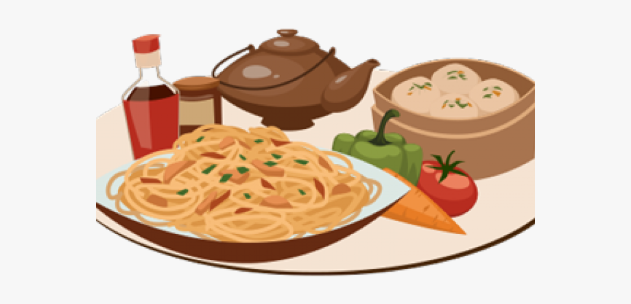 Chinese Food Clipart Transparent, Cliparts & Cartoons.