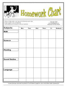 25+ best ideas about Homework Calendar on Pinterest.