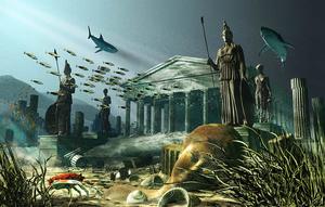 Atlantis The Lost Empire Clipart.