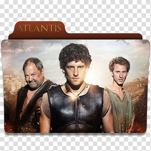 BBC Atlantis Icon Folder version , Atlantis v transparent.