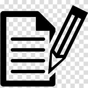 Document Editing Handwriting, attitude transparent.