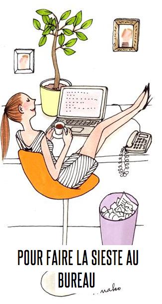 La playlist pour faire la sieste au bureau : http://gift.