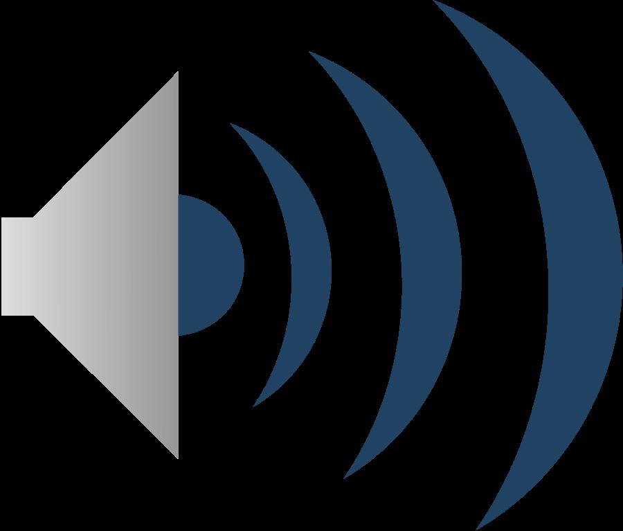 Audio Icon Clipart.