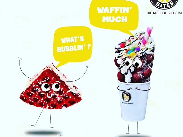 Waffle Bites @ Aundh (Opp Croma Showroom).