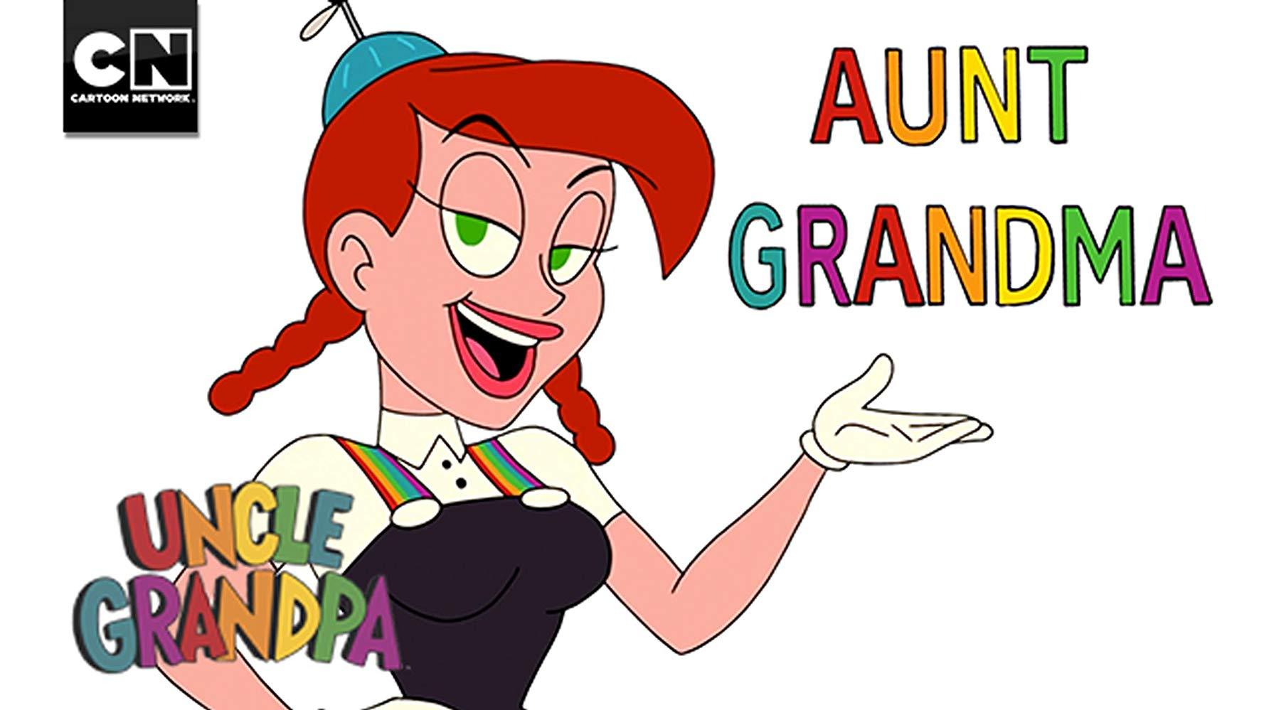 Grandma clipart aunt.