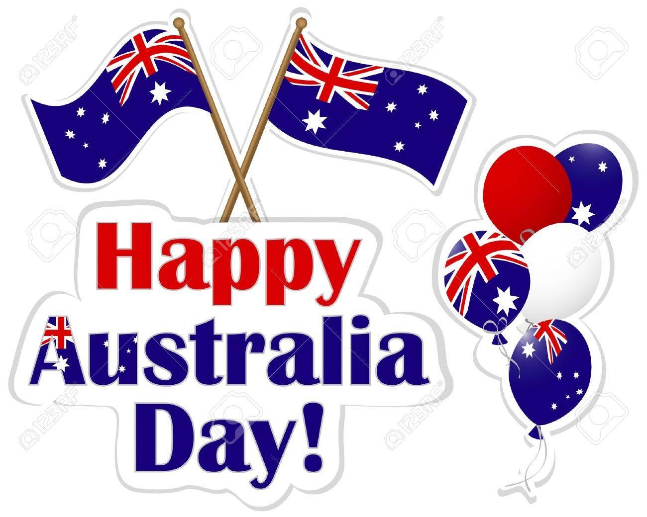Australia day clipart 6 » Clipart Station.