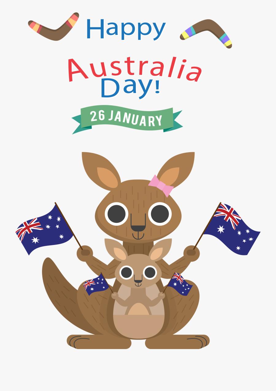 Australia Wall Kangaroo T.