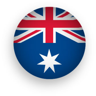 Free Animated Australian Flags.
