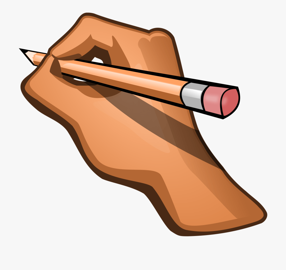 Author Clipart Pencil.