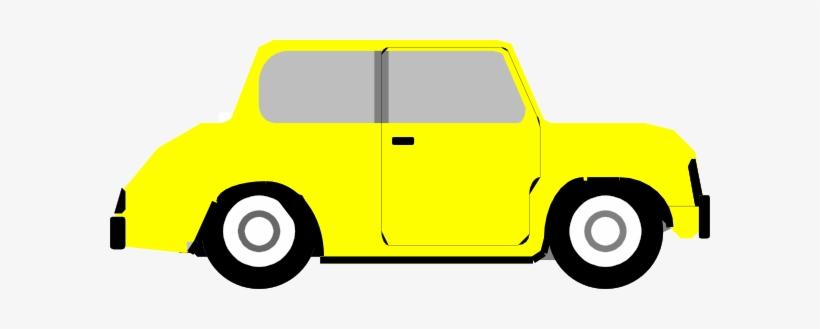 Car Clipart Clipart Yellow Car.