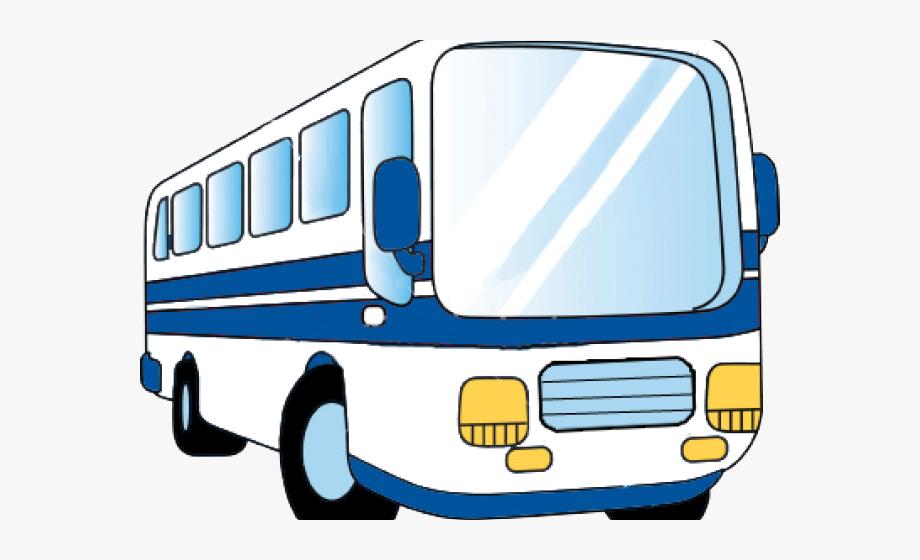 Bus Clipart Public Transportation.