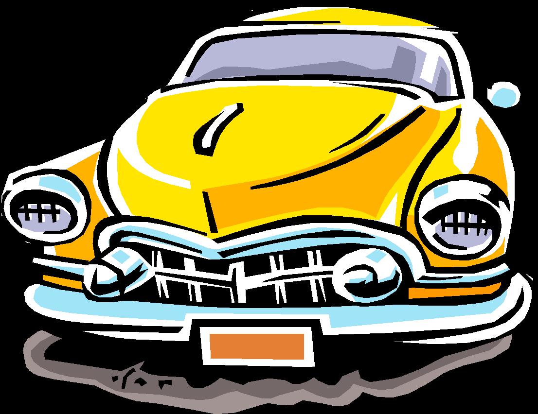 HD Car Show Free Clipart.