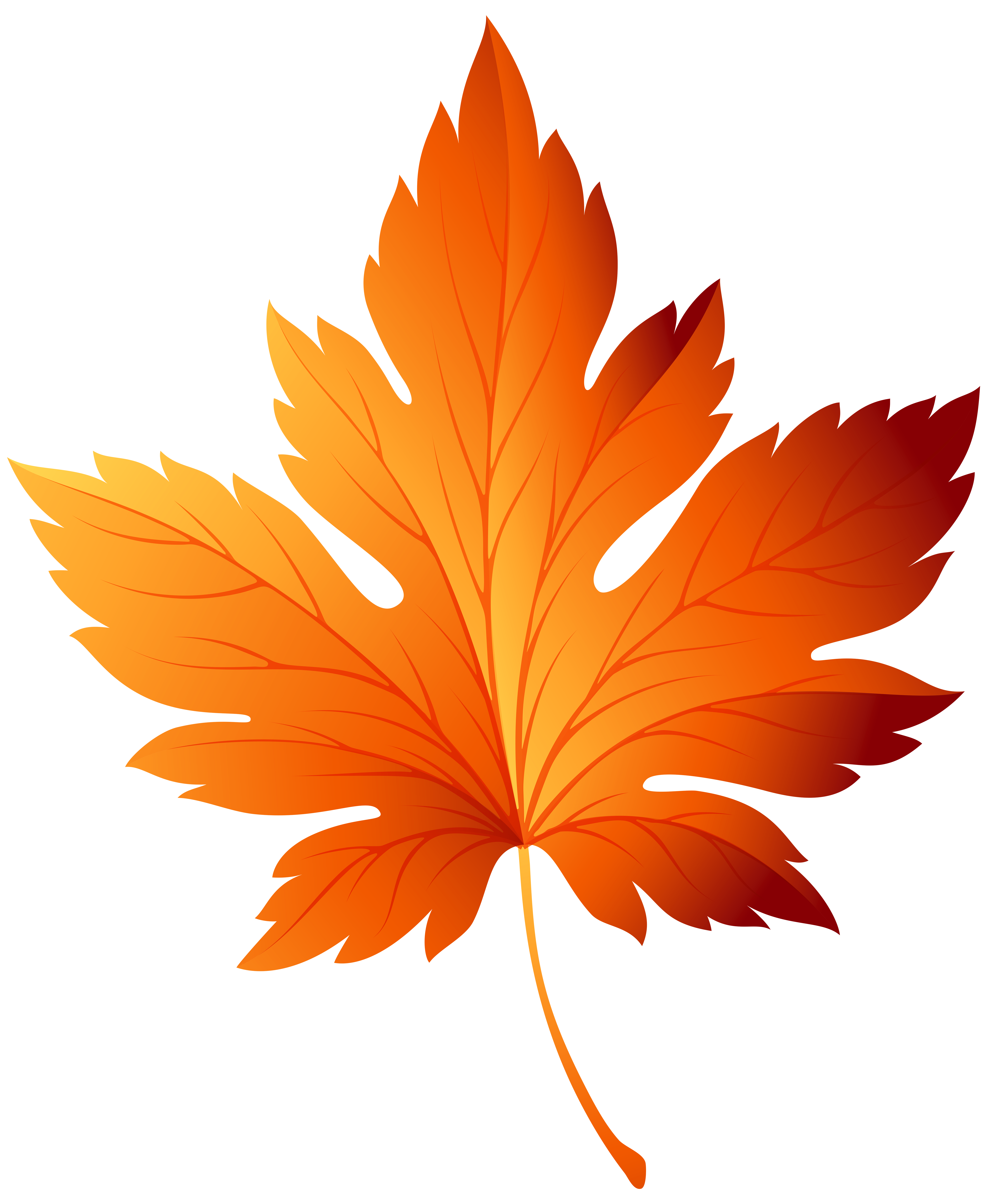 Autumn Leaf Transparent Picture Free Download in 2019.