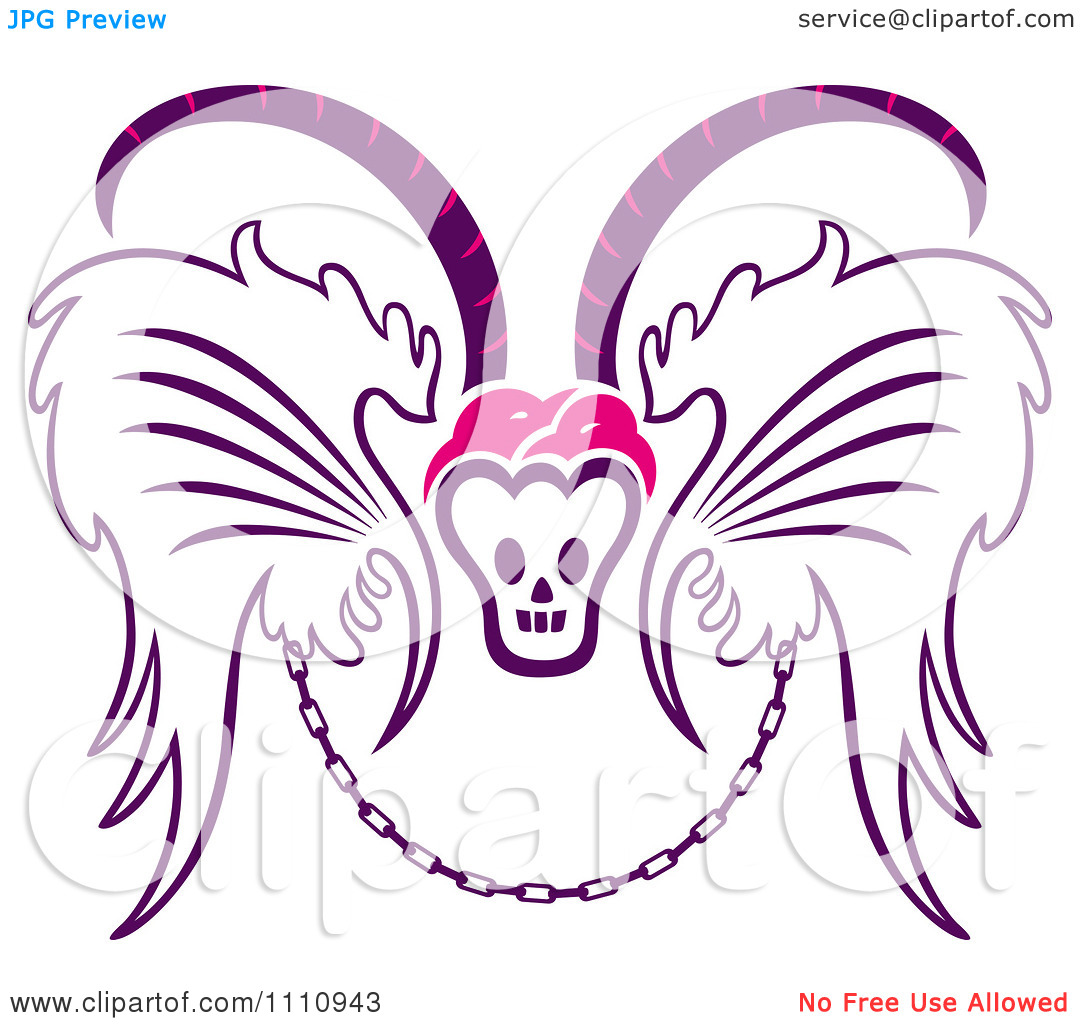 Demon Clipart Emblem No Copyright.