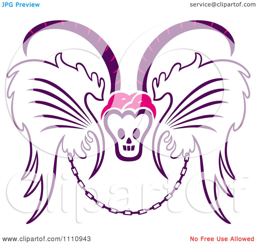 Demon Clipart Emblem No Copyright.