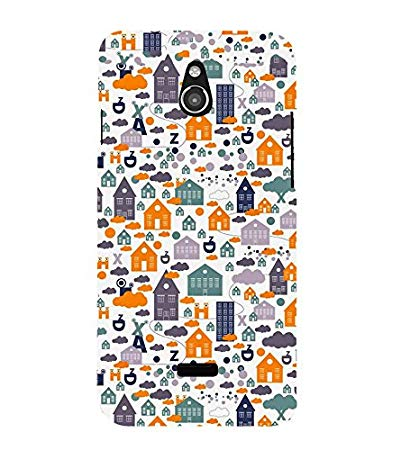 PrintVisa Designer Back Case Cover for InFocus M2: Amazon.in.