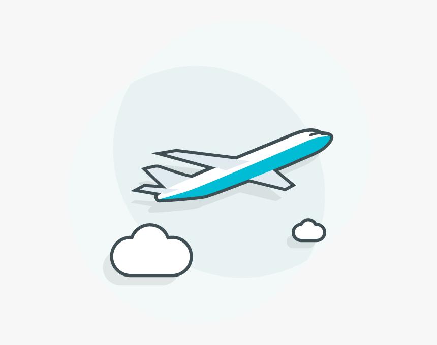 Avion Clipart, HD Png Download , Transparent Png Image.