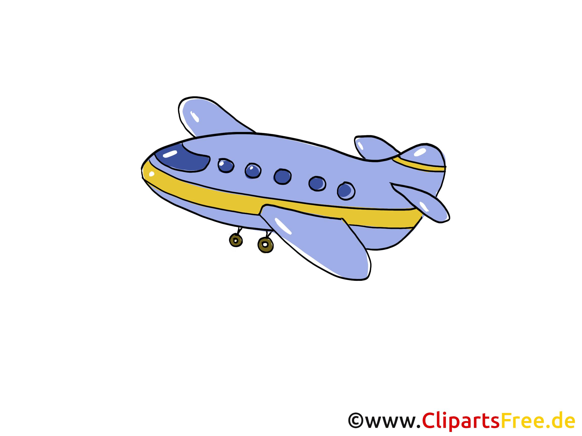 Avion clipart 3 » Clipart Station.