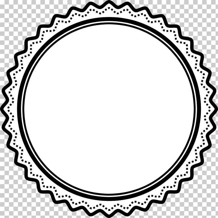 Award Seal , Badges s, round white doily bannewr PNG clipart.
