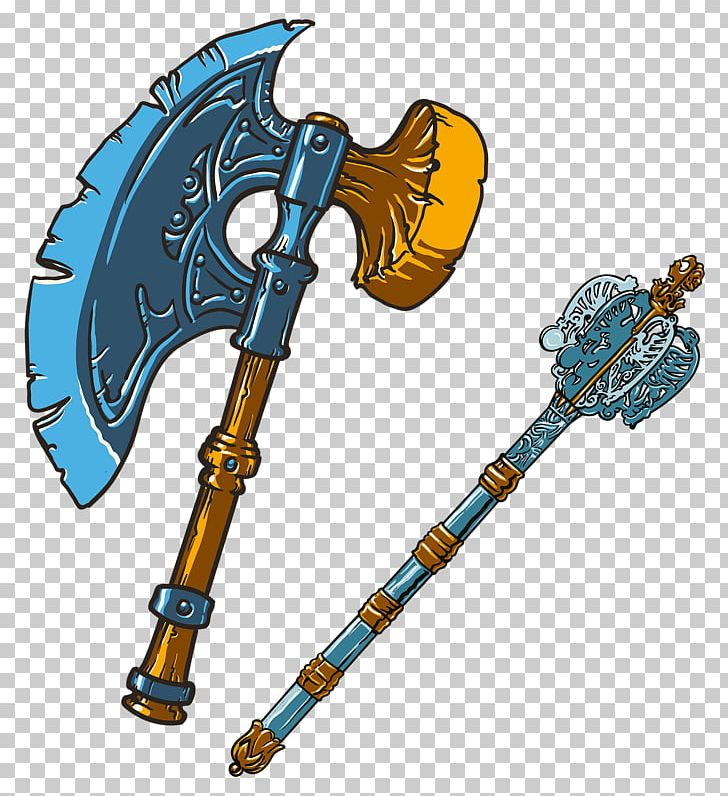 Axe PNG, Clipart, Axe, Blue, Cartoon, Clip Art, Cold Weapon Free PNG.