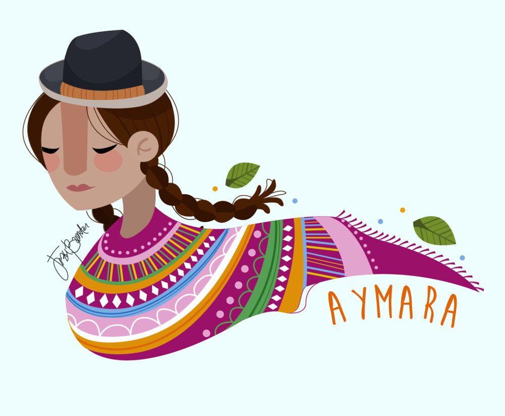 Mujer Aymara.