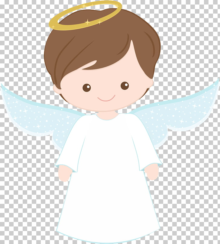 Baptism First Communion , angel baby, angel PNG clipart.