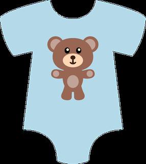 Blue Elephant Baby Shower 9