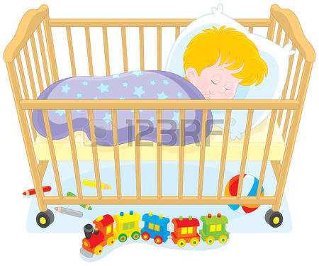 Baby crib clipart 1 » Clipart Station.