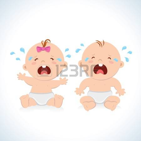 2,570 Baby Crying Stock Illustrations, Cliparts And Royalty Free.