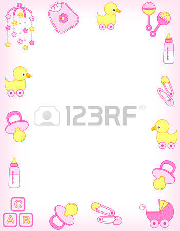 Baby Shower Clip Art Stock Photos & Pictures. Royalty Free Baby.