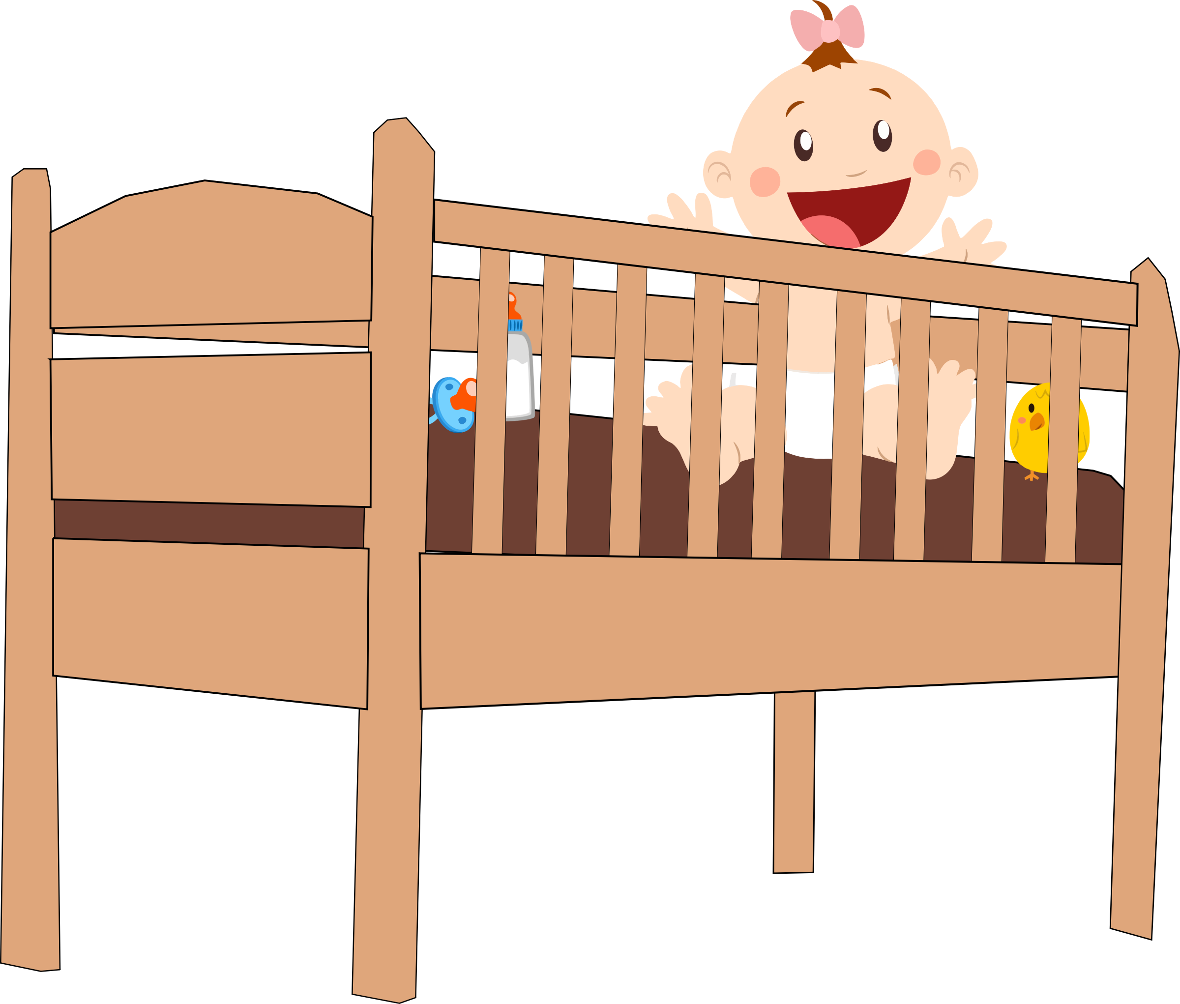 14 cliparts for free. Download Bed clipart cot and use in.
