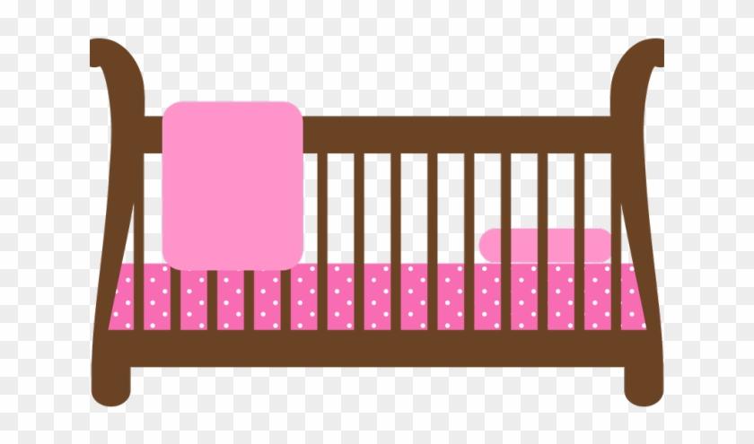 Baby Clipart Crib.