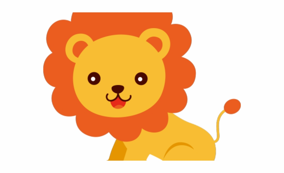 Baby Lion Face Clipart, Transparent Png Download For Free #457754.