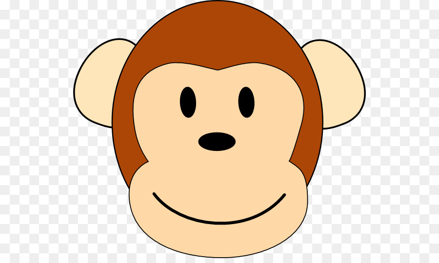Baby Monkeys Drawing Clip art.