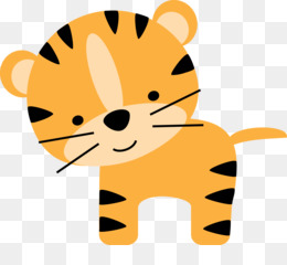 Baby Jungle Animals PNG.