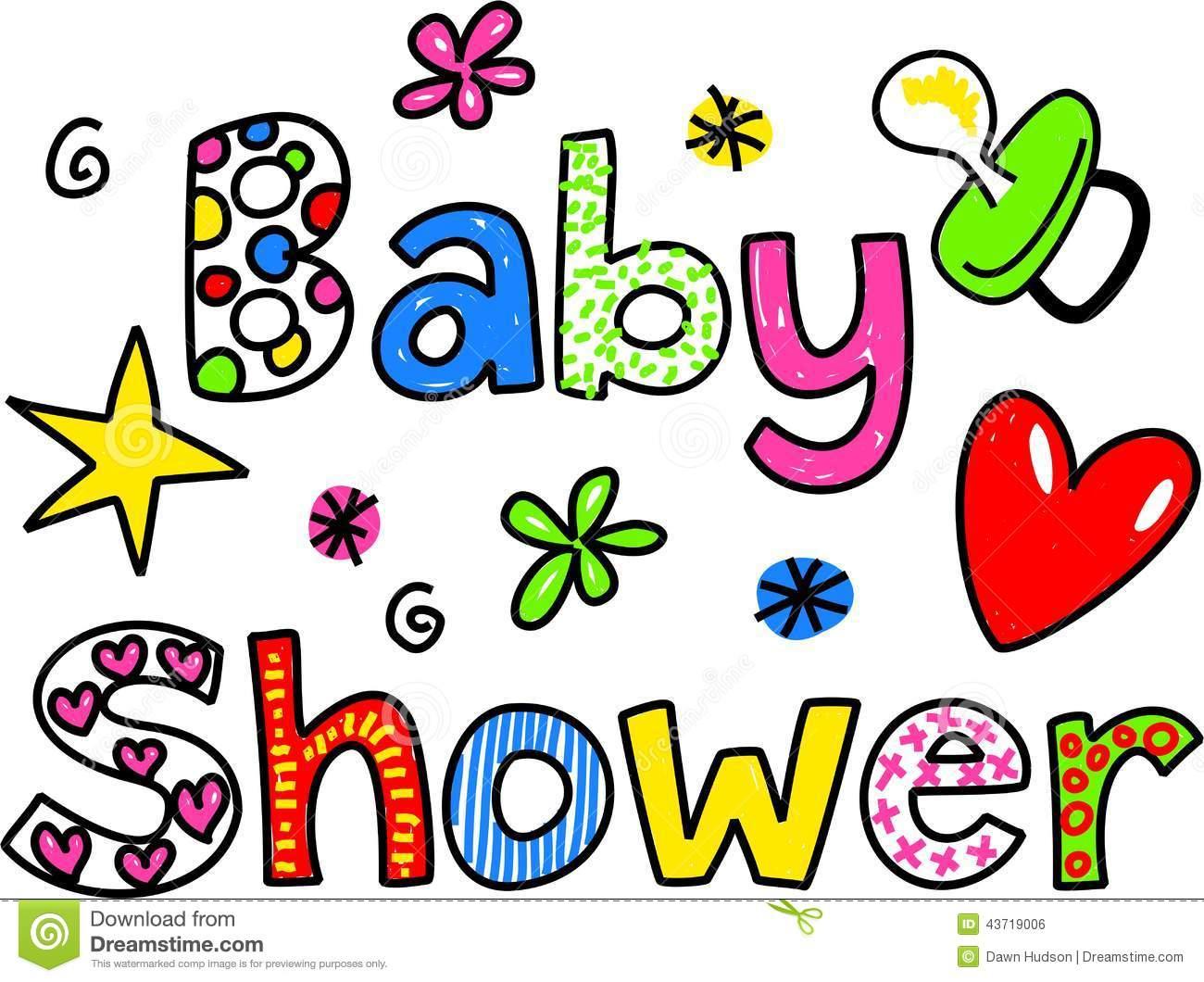 Baby Shower Clip Art Free.