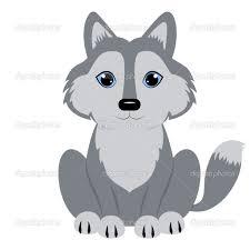 Resultado de imagen para imagenes lobos animados.