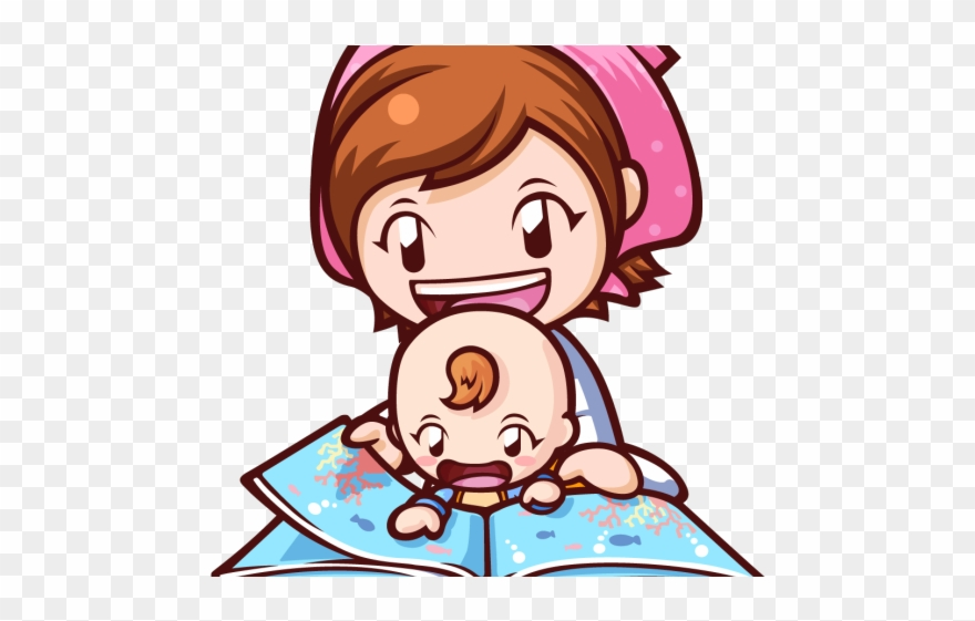 Mother And Baby Clipart Babysitter.
