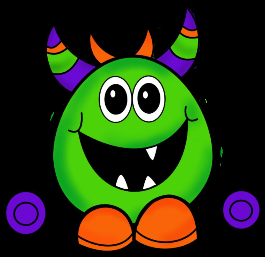 Best Monster Clipart #3325.
